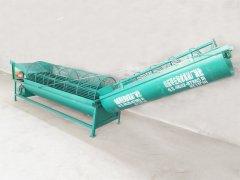 鼠笼式洗薯机